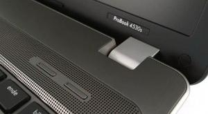 Portable HP ProBook 4530s