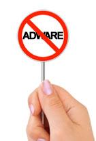 Suppression de virus Adware