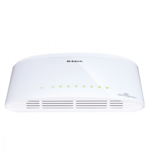 Switch Gigabit 8 ports D-Link DGS-1008D