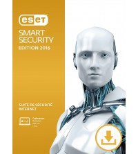 ESET Smart Security renouvellement version boite