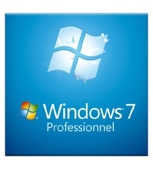 Windows 7 Édition Professionnelle - OEM 32 bits (français)