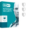 ESET Internet Security version boite renouvelement